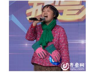 """民间牛人——嘉祥手套工逆袭歌手变女版""""朱之文"""":孙文凭"""
