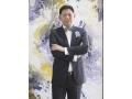 中国牛人——蜚声海内外的旅美艺术家:曹俊-书画作品登上月球,和毕加索作品同台展出的中青年画匠