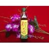 王其建小磨香油:500mL-玻璃瓶
