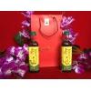 尊贵单色礼盒(500mL*2-PET瓶)系列(王其建小磨香油--中档)